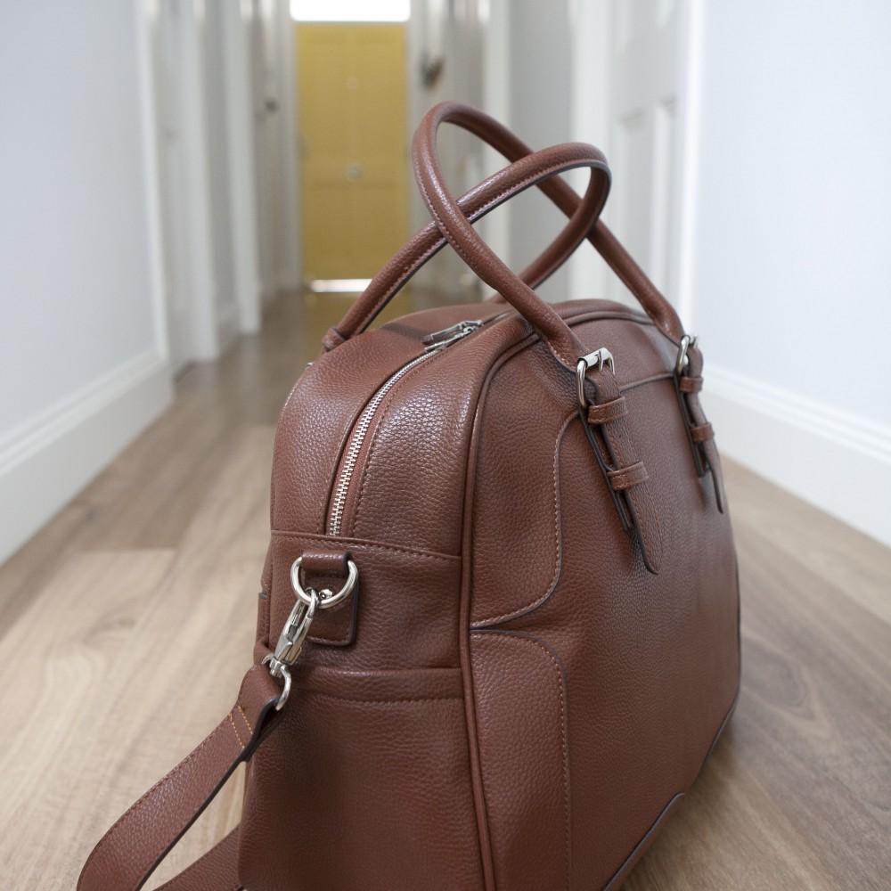 c55a5ef62214 The Manhattan Designer Nappy Bag - Syndalia