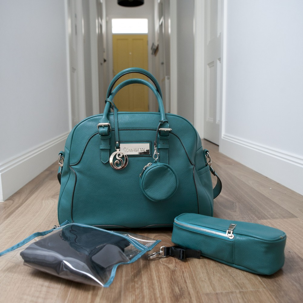 c9952fd5644e Forrest Green Designer Nappy Bag - Syndalia