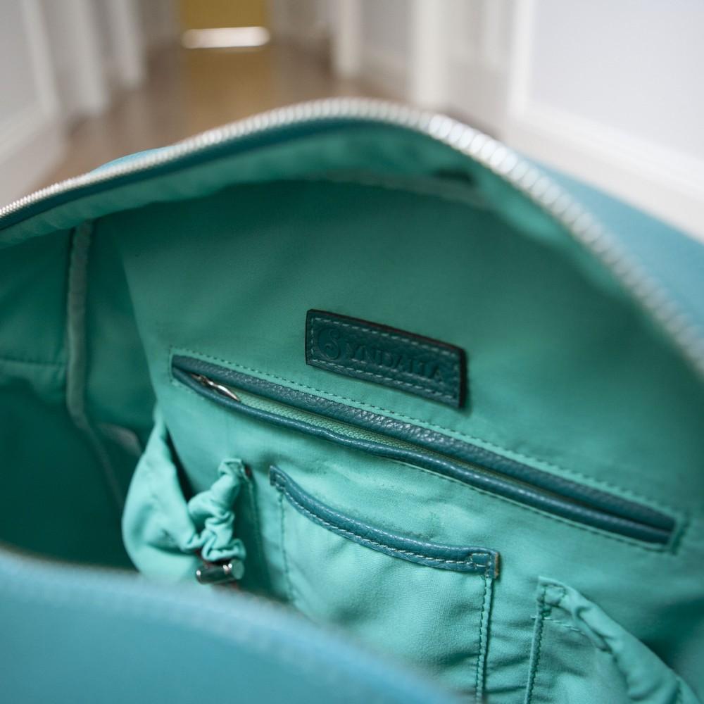 c9952fd5644e Forrest Green Designer Nappy Bag - Syndalia